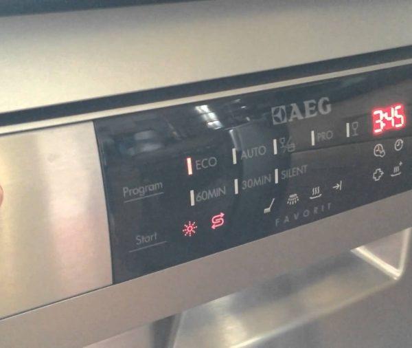 Sửa máy rửa bát AEG