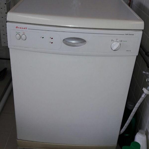Sửa máy rửa bát Brandt