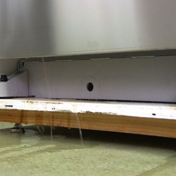 Sửa chữa máy rửa bát Fagor bị rò rỉ nước