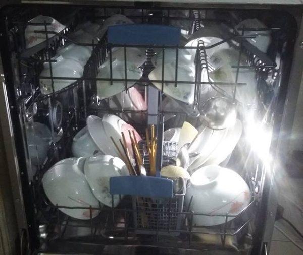 Sửa chữa máy rửa chén bát Gaggenau tại nhà