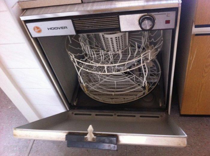 Sửa chữa máy rửa bát Hoover giá rẻ