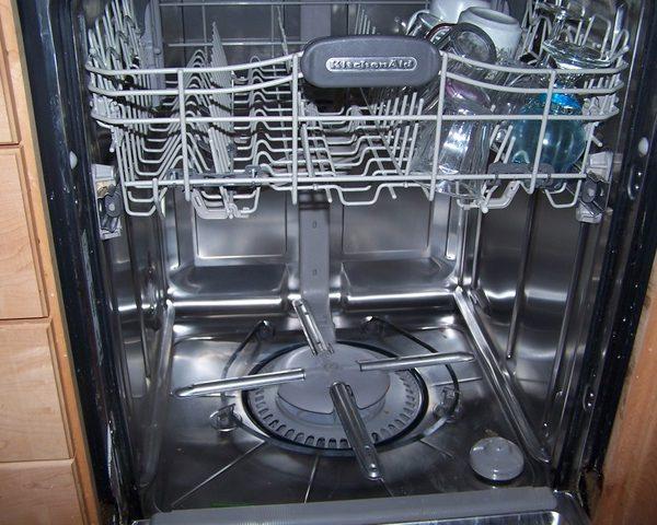 Sửa chữa máy rửa chén bát KitchenAid giá rẻ