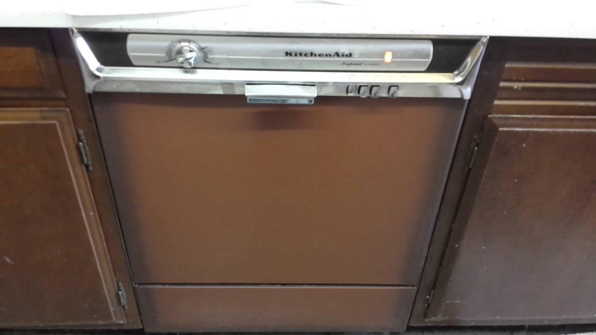 Sửa máy rửa bát KitchenAid
