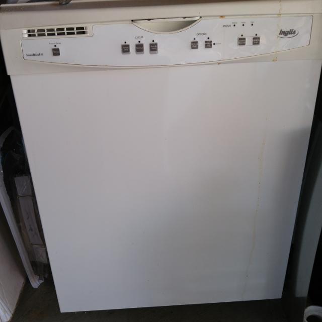 Dịch vụ sửachữa máy rửa bát Inglis tại nhà giá rẻ nhất